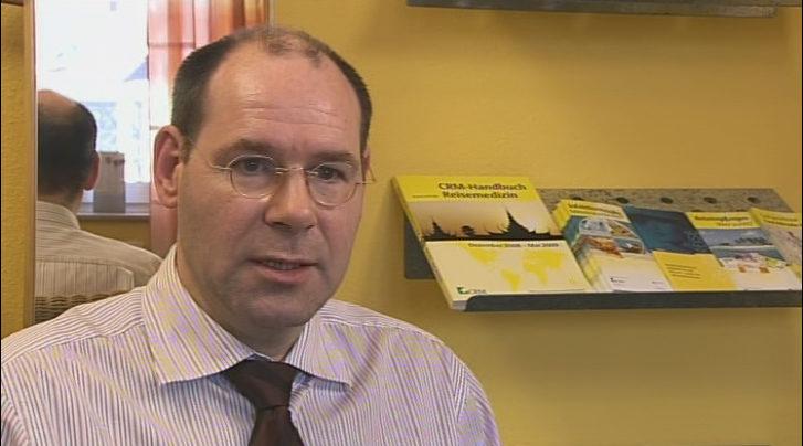 Praxis Jörg Küpper ZDF Volle Kanne impfen