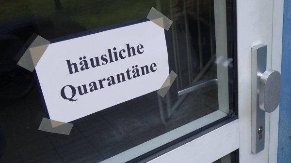 häusliche Quarantäne